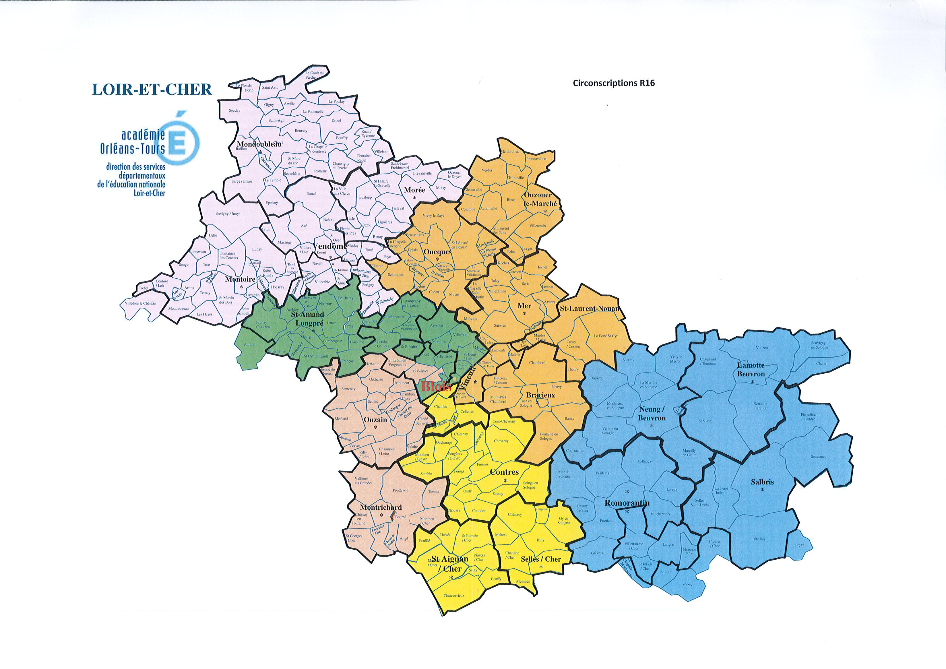 Red coupe des circonscriptions snuipp fsu du loir et cher - Www cuisine en loir et cher fr ...